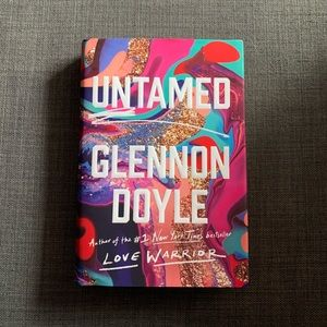 Untamed book by Glennon Doyle
